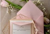Wedding Invitations, Stationery, and Paper