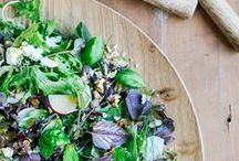Tossing Salad / Not all salads have leaves. But all salads have ingredients. This board is for all kinds of salad recipes.