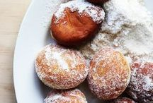 Go Nuts for Donuts / Donuts. Doughnuts. Churros. Sweet Croquettes. Fritters. Anything and everything can be classified as donut recipe, lives here.