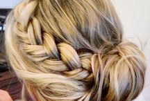 Flechtfrisuren / Haare flechten - Frisuren - Braided Hair