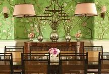 Timeless Dining Rooms