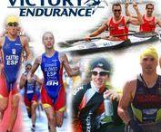 Victory Endurance / Victory Endurance es una marca cuyo objetivo principal es lograr que las necesidades de todas las partes del cuerpo que interviene en la actividad deportiva proporcionen el máximo rendimiento a cada deportista, ya sea antes, durante o después de las sesiones de entrenamiento.