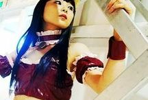 *CH// FUJIWARA ZAKURO / tokyo mew mew    authors: mia ikumi & reiko yoshida  —otp: zakuro/minto