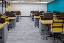 Hot for Teacher / Education solutions, Higher Ed design, Classroom Furniture, Collegiate