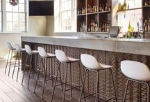 Sittin' on a Bar Stool / Stools, Resimercial, Hospitality Design, Restaurant Stools, Cafeteria, Collaboration