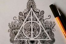 Harry Potter / This is for all Harry Potter Stuff!!!