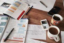 Studyinspiration / Studieinspirasjon!  Notes and pictures to inspire me to study!   #studyspo