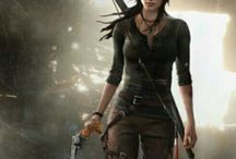 Lara Croft / Cooler that your fake friends