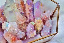 Cristals and Glitters / Glitters are mine