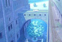 –Virtual world-