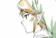 The Legend Of Zelda / That's LINK, not Zelda