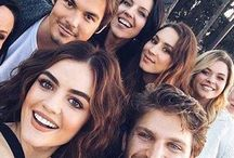 Pretty Little Liars / They made me become stronger