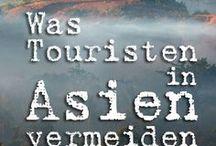 Reiseblog Asien