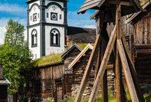 Kirker, Churches