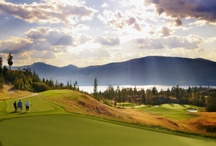The Ridge Course / Our newest course, opened in 2010, was designed by renowned golf course architect Doug Carrick and celebrates the stunning scenery surrounding Predator Ridge. A challenging but playable golf course featuring breathtaking views of Lake Okanagan that gives way to dramatic elevation changes dotted with beautiful granite outcroppings. The Ridge Course is a game-changer. Literally. Plus our recognition from around the world continues to grow. The Ridge Course was named Best New Golf Course in Canada