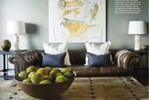 Cozy Living Space / by Brittany Gubser