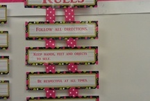 School Management/Organization/Decor / by Rosemary Parker