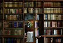 "Books Books Books / ""I cannot live without books."" - Thomas Jefferson"