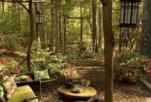 Backyards, Gardening, Patios, & Landscaping / by L Garza