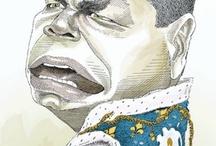 Caricaturas - viñetas del Ecuador y del mundo / Political Cartoons from Ecuador and The Rest of the World