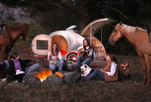 camping (and self-reliance) / by PJ Buffet