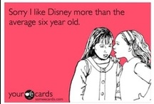 Sorry, but I like Disney more than the average six year old / by Devin Burnett