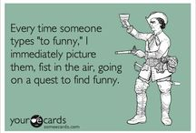 good for a giggle / by traci beeson
