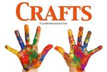 Crafts For Kiddos ✋
