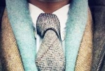 man-fashion / the well-dressed gentleman / by Lindsey Twigg