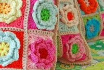 Crochet! Sew! Stitch! / by Suzanne Rosenik