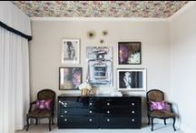 Studio Ten 25 Interiors / An inside look a the modern, eclectic and chic interiors from design Abbe Fenimore of Studio Ten 25