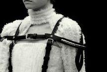 Alexander McQueen / #AlexanderMcQueen #McQ #SarahBurton #LeeMcQueen #Fashion #HauteCouture #FashionShows #Menswear #Womenswear / by Mantas Šueris