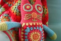 Crochet / Crochet patterns I'd love to create / by Teri Skoda