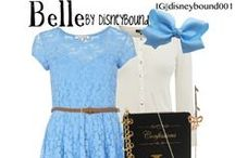 Disneybound outfits! / by Suzanne Rosenik