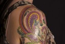 Paisley Tattoo Ideas / by Sezin Zuzu Koehler