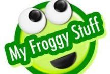 My Froggy Stuff