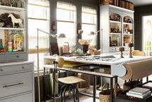 Office/Studio Space / by Molly Powell