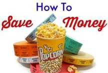 Money Tips / Frugal tips, savings, credit cards