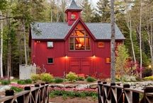 Cool Cabins & Cottages / by Denise Couling