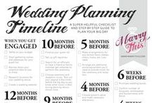 Wedding 101 / Helpful tips and guides for planning your perfect day!