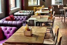 E M P R E S A S❤C H E S T E R / En este tablero podras encontrar inspiracion para decorar tu empresa o negocio con mobiliario Chester.