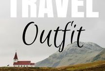 Travel Outfit / Inspiration to help you find the right travel outfit for your next summer, autumn, winter or spring vacation.