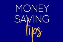 Money Saving Tips / Save money by living frugally, minimalizing your lifestyle, setting up a budget and more.