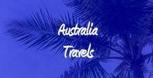 Australia Travels / Find out which beaches to visit, cities to see and fun activities to do in Australia.