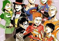 YJ / Young Justice / Because teenagers are the best