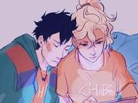 Percabeth / Favorite second couple ! ♥