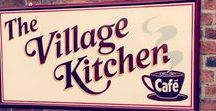 THE VILLAGE KITCHEN / What goes on in The Village Kitchen in Edwinstowe, Nottingham