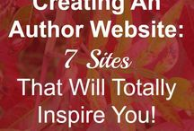 Author website design / Tips to help writers design and build an author website