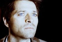 Castiel Eyes / The bluest blue that ever blued.
