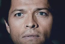 Favourites / My favourite images about Castiel.